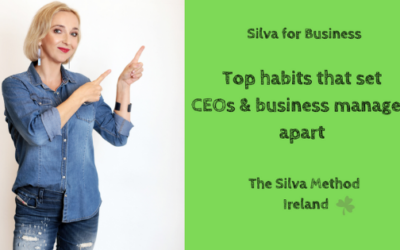 Top habits that set CEOs, business managers, high achievers apart