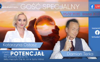 DETERMINATION – talk show Damiana Terki